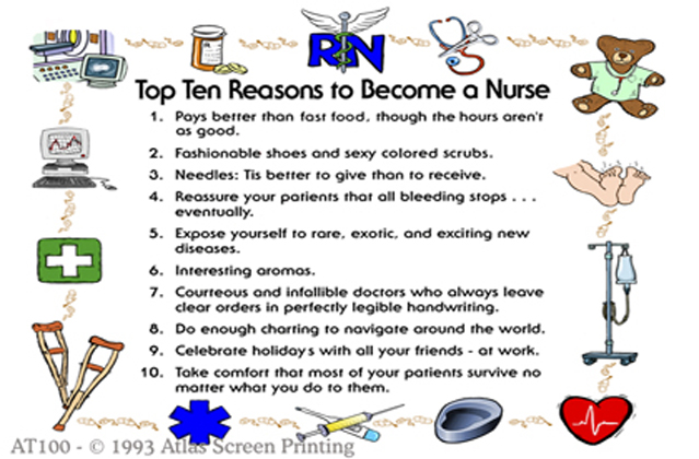 Top Ten Nurse 2