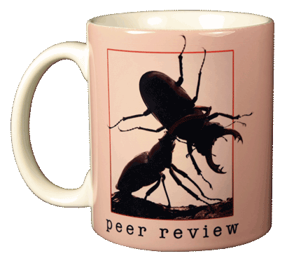 Peer Review Ceramic Mug