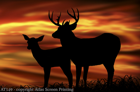 Twilight Deer 2