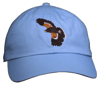 Harris Hawk Embroidered Cap