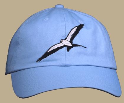 Swallowtail Kite Embroidered Cap