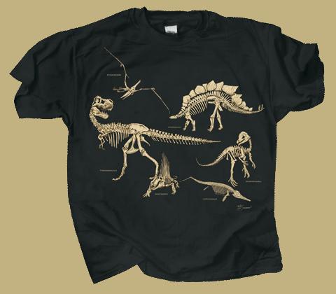 Bones Adult T-shirt