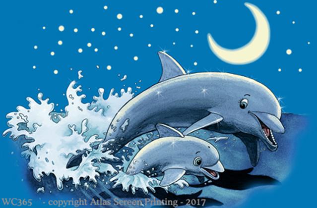 Dolphin Moon 2