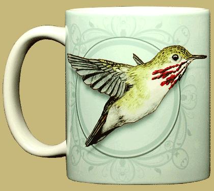 Calliope Ceramic Mug - Front