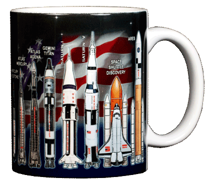 Giant Leap Ceramic Mug