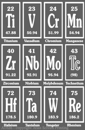 """Big Elements 2"""" X 3"""" Magnet"""