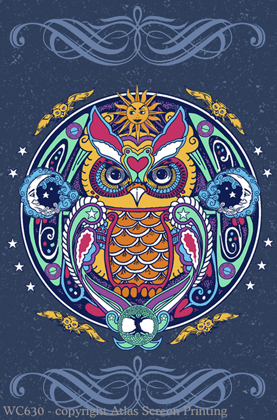 Owl Hex  2