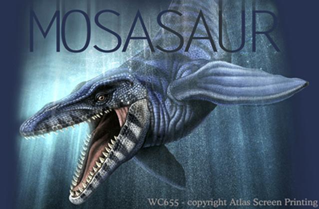 Mosasaur 2
