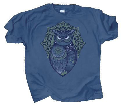 Spirit Owl Youth T-shirt