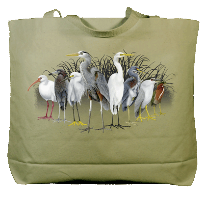 Pond Scoggins Canvas Tote