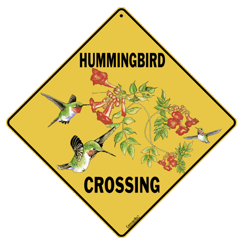 Hummingbird Crossing - Front