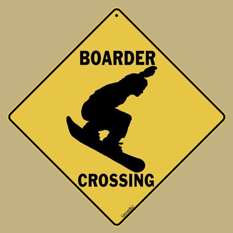 Boarder Crossing