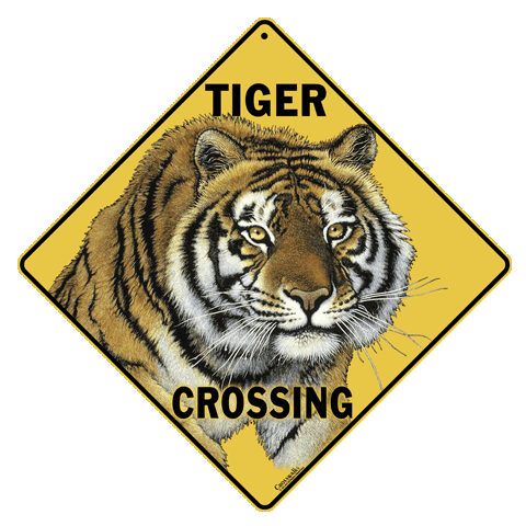 Tiger Crossing - Front