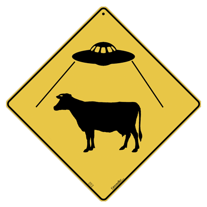 Cow Abduction Zone