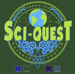Science Gears Custom Template - Forest Green