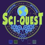 Science Gears Template - Purple