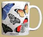 Exotic Butterflies Ceramic Mug - Back test8