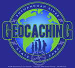 Geocaching Circle Template