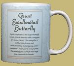 Tiger Swallowtail Ceramic Mug - Back test8