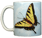 Tiger Swallowtail Ceramic Mug