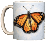 Monarch Ceramic Mug
