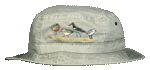 Shorebirds Adult Bucket Cap  (LG-XL) - Front