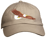 Eagle Flying Embroidered Cap test8