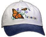 Monarchs Embroidered Cap