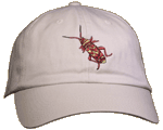 Locust Borer Embroidered Cap test8