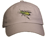 Wasp Embroidered Cap