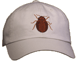 Bed Bug Embroidered Cap test8