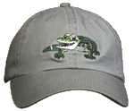 Baby Gator Embroidered Cap