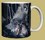Wood Ducks Ceramic Mug test8