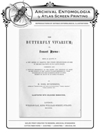 The Vivariam or Insect-Home Reproduction Print