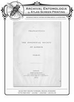 TZSL Vol XV PL XLVII SA Heterocera Reproduction Print