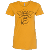 Bee Kind Ladies T-shirt
