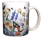 Roadside Wildflowers Ceramic Mug test8