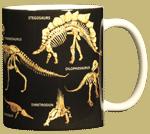 Bones Ceramic Mug