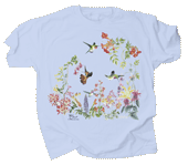 Hummer Garden Adult T-shirt - Front test8