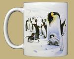Penguins Ceramic Mug