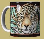 Leopard Ceramic Mug