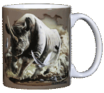 Rhino Ceramic Mug - Back test8