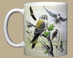 Raptors of NA Ceramic Mug