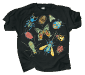Bug Glow Youth T-shirt