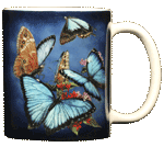 Morphos Ceramic Mug - Back