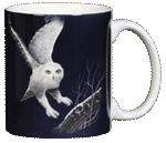 Snowy Owl Ceramic Mug test8