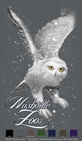 Snowy Owl Custom Template