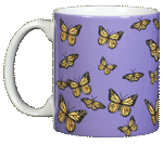 Monarch Medley Ceramic Mug