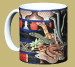 Snakezz Ceramic Mug