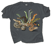 Snakezz Adult T-shirt